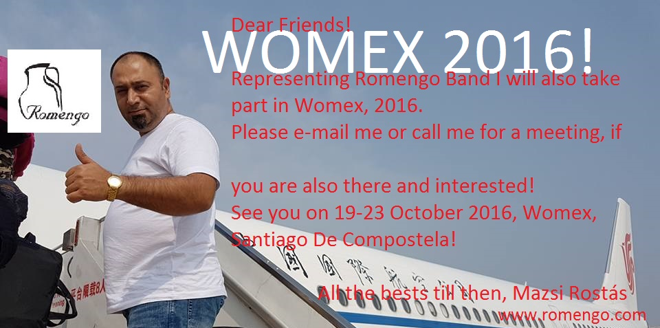WOMEX 2016.